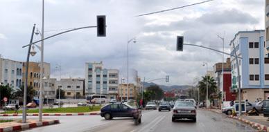 إحداث إشارات ضوئية إضافية بالناظور بمواصفات لاتستجيب لتطلعات السائقين والراجلين على السواء