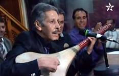 خبر وفاة الفنان الأمازيغي محمد الرويشة على قناة الأولى