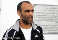 القيدوم نجيب أبجاما وحرقة أزمة الرياضة الناظورية