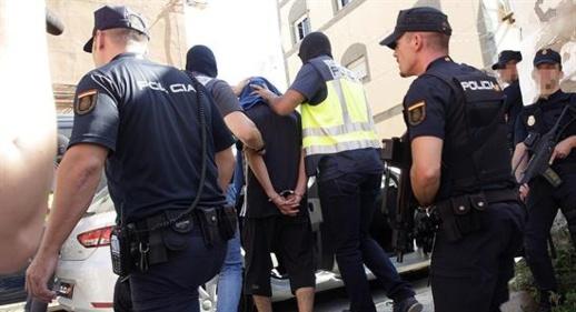 """توقيف """"حراك"""" مغربي بمليلية متهم بالسطو على القاصرين باستعمال السلاح"""