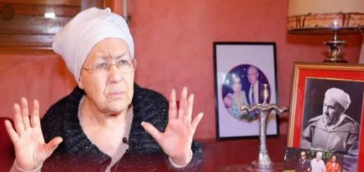 عائشة الخطابي تكشف عن رغبتها في نقل رفات والدة أبيها من آسفي إلى الحسيمة