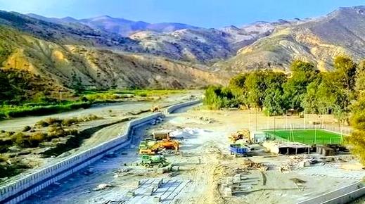 """مطالب بفتح تحقيق حول إحداث ملعب ضمن مشاريع """"الحسيمة منارة المتوسط"""" وسط وادي النكور"""