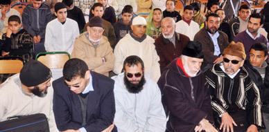 """معهد الإمام مالك بالناظور يحتضن محاضرة تحت عنوان """"كيف نقرأ القرآن بطريقة برايل"""""""