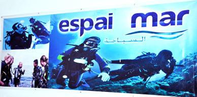 """espai mar"" أول مدرسة متخصصة في تعليم السباحة بالناظور"
