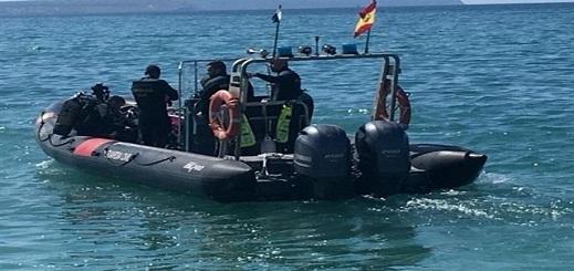 مصرع شخص بمليلية بعد أن حاول إنقاذ ابنه من الغرق في مياه البحر