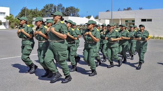 ضمنهم العشرات من الناظور والدريوش.. انطلاق عملية تكوين 3000 مدعو للخدمة العسكرية بكرسيف