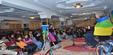 جمعية ثامزغا بالعروي تحتفل بأسكاس أمينو 2962 وتقيم معرض للتعريف بالثقافة الأمازيغية