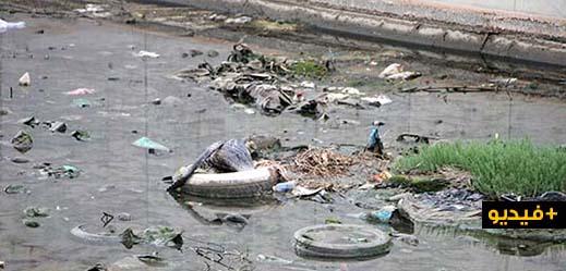 مواطنون يشتكون تلوث أودية بالناظور ويطالبون الجهات المعنية بالتدخل لتنقيتها