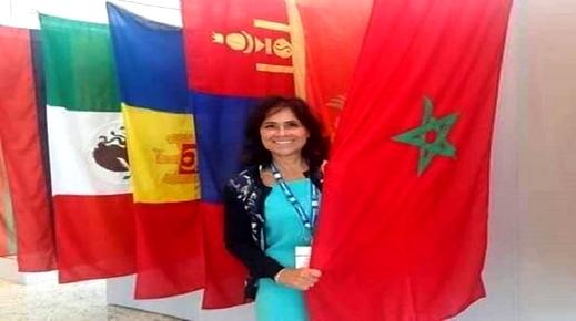 انتخاب المغربية إحسان بنيحيى رئيسة للمجلس الأعلى للفدرالية الدولية لطب الإسنان