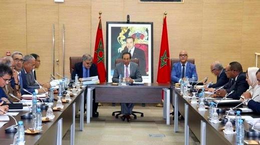 وزير التجهيز يجتمع بمديري وكالات الأحواض المائية حول برنامج الحماية من الفيضانات وتأمين التزود بالماء الشروب