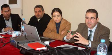 لقاء  تواصلي حول المبادرة المحلية للتنمية البشرية ببوعرك
