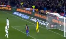 أهداف مباراة الإياب بين برشلونة وريال مدريد