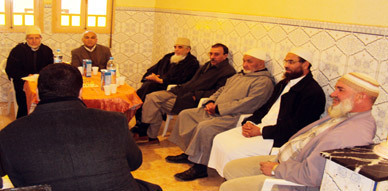 تأسيس فرع الرويسي العمال لجمعية الإمام مالك لتحفيظ القرآن الكريم وتدريس العلوم الشرعية