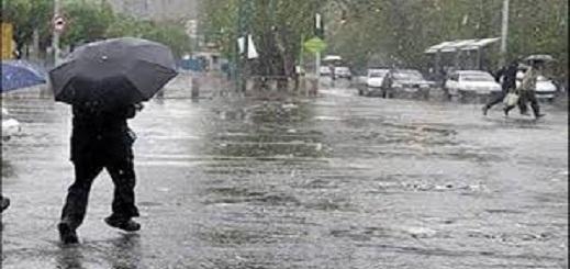 أمطار وزخات رعدية ببعض المناطق ودرجات حرارة مرتفعة في مناطق أخرى