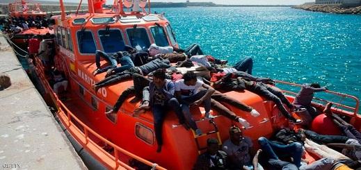 وزير الداخلية الألماني يعلن إستعداد ألمانيا  لإستقبال ربع المهاجرين الذين يصلون بحرا