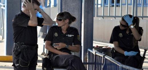 """خلية بركان والناظور خططت للهجوم بالسكاكين والمتفجرات على """"الحرس المدني"""" الإسباني بمليلية"""
