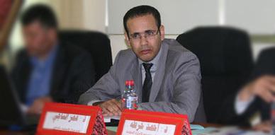 صورة المدير السابق السيد عمر الناجي