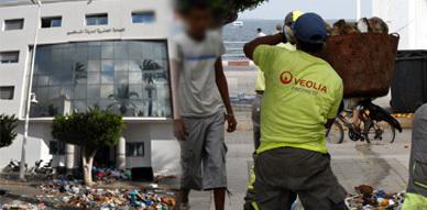 انفصال بالتراضي بين فيوليا ومجموعة الجماعات من أجل البيئة بخصوص تدبير النفايات بالناظور
