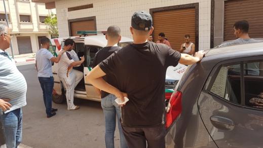 """شرطة الناظور تتدخل لإنهاء اشتباك بين """"حراكة"""" و منظمين للهجرة السرية"""