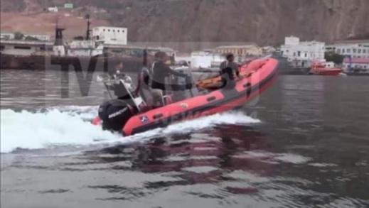 انتشال جثة مغربي وإنقاذ حياة إثنين آخرين بسواحل وهران والأبحاث جارية عن 5 مفقودين