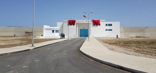"""إدارة سجن """"عين الدالية"""" تنفي دخول بعض معتقلي حراك الريف في اضراب عن الطعام"""