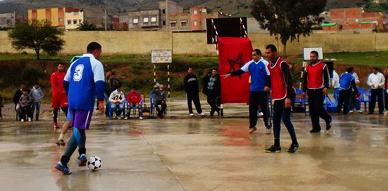 انطلاق فعاليات الدوري المصغر لكرة القدم بزايو
