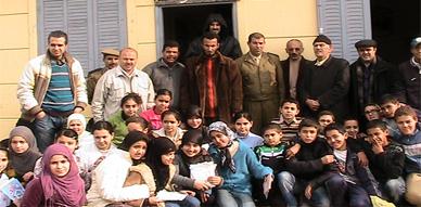 جمعية التضامن والتنمية بأولاد بوطيب بالناظور تكرم تلامذتها