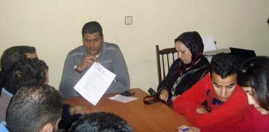 تحالف جمعوي من أجل إلزام السلطة الإقليمية بالناظور إخراج سوق فرخانة إلى النور