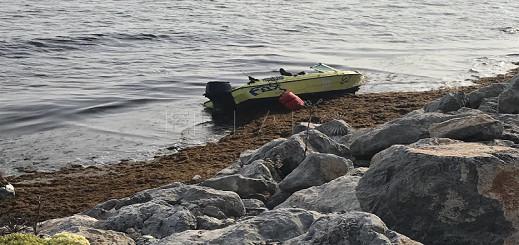"""الحرس المدني يحبط محاولة للهجرة السرية على متن ال""""كاياك"""" قام بها 3 مغاربة"""
