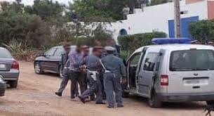 درك اركمان يلقي القبض على أكبر مروج للمخدرات بقرية أركمان كان موضوع 15 مذكرة بحث