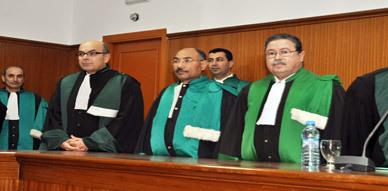استئنافية الناظور تفتتح السنة القضائية الجديدة بحضور ممثل عن وزير العدل ومختلف الهياكل القضائية