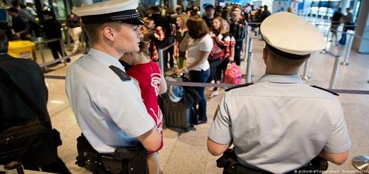 هكذا وصل أكثر من 6 آلاف شخص  إلى ألمانيا جوا بدون وثائق أو تأشيرة