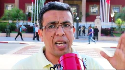 مندوبية السجون تنفي دخول حميد المهداوي في إضراب عن الطعام ومنعه من التطبيب