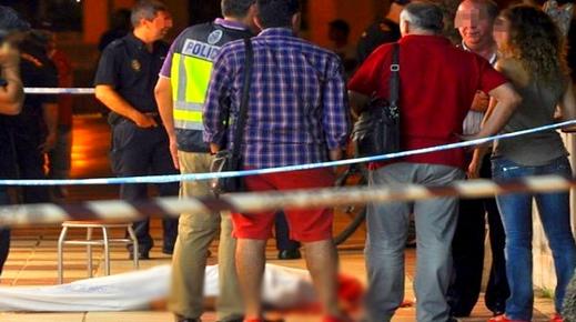 مثير.. شاب مغربي في العشرينيات يقتل زوج والدته رميا بالرصاص بسبتة المحتلة