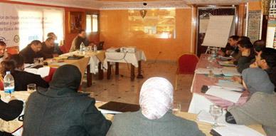 جمعية ثسغناس للثقافة و التنمية تختتم البرنامج التكويني حول الميزانية المستجيبة للنوع الاجتماعي بإقليم الناضور