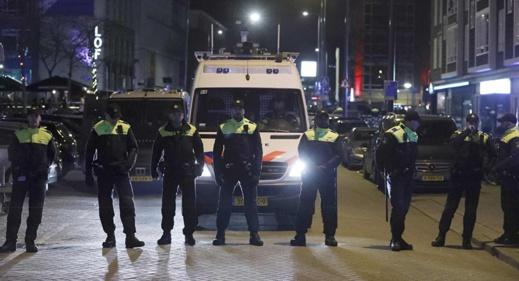 هولندا توفر الحماية لرجال القضاء بعد اغتيال محامي من طرف عصابة يتزعمها مغربي