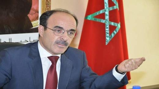 إلياس العماري يستقيل من رئاسة جهة طنجة الحسيمة تطوان