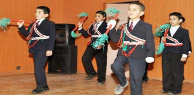 جمعية إيكسان للتنمية والبيئة تدخل البسمة على الأطفال في أمسية فنية بمناسبة عيد المولد النبوي