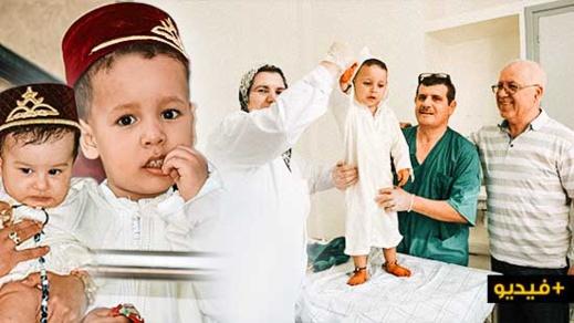 ازيد من 40 طفل يستفدون من حملة ختان بالناظور