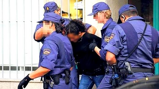 إسبانيا تسلم المغرب موظفة بالمحافظة العقارية نصبت على رجال أعمال ومقاولين في مبلغ 4 مليارات
