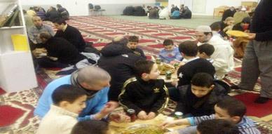 مؤسسة الإمام مالك بالدنمارك تحيي ذكرى المولد النبوي الشريف وسط نفحات إيمانية