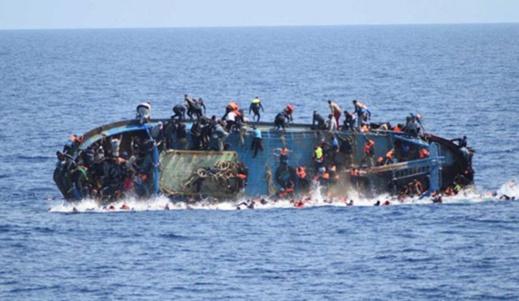 الدرك الملكي بسلوان يحجز قاربا خشبيا يستعمل في الهجرة السرية ونقل المخدرات