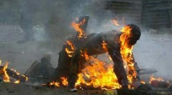 الجندي الذي مات احتراقا: عاش محمد السادس والعامل قال لي أنت حشرة