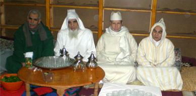 المجلس العلمي ومندوبية الأوقاف بالناظور يشرفان على افتتاح خزانة للكتب بمسجد ضرضورة بسلوان