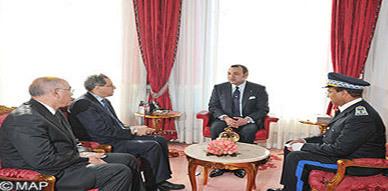 جلالة الملك يعين السيد بوشعيب أرميل مديرا عاما للأمن الوطني
