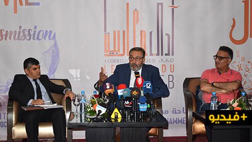 أمباركي عن الدورة الثالثة للمعرض المغاربي للكتاب: التنمية تعني أيضا إبراز الهوية المحلية