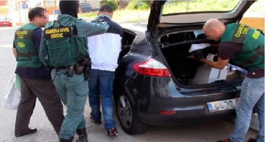 توقيف مهاجر مغربي وزوجته باسبانيا لتورطهما في جرائم قتل بشعة