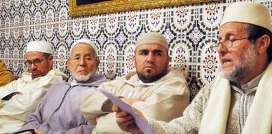 المجلس العلمي للناظور  يشرف على تأبين أحد أعضاء معهد الإمام مالك بالناظور