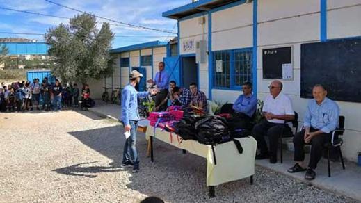 مجموعة مدارس أزلاف بالدريوش تنظم احتفالا خاصا باليوم العالمي للمدرس