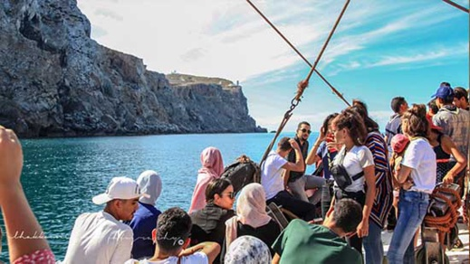 إفتتاح فعاليات الجامعة الصيفية في دورتها السابعة بالحسيمة